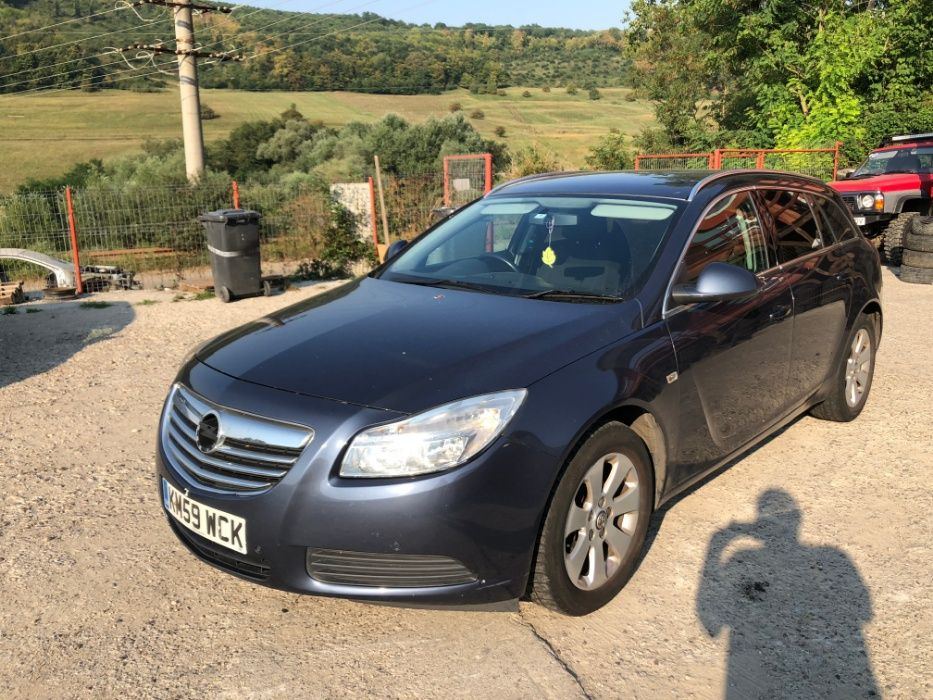 Jante aliaj Opel Insignia - doar set complet