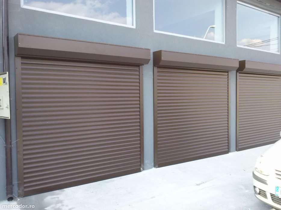 Folie terase/Inchideri terase/Rulouri din aluminiu