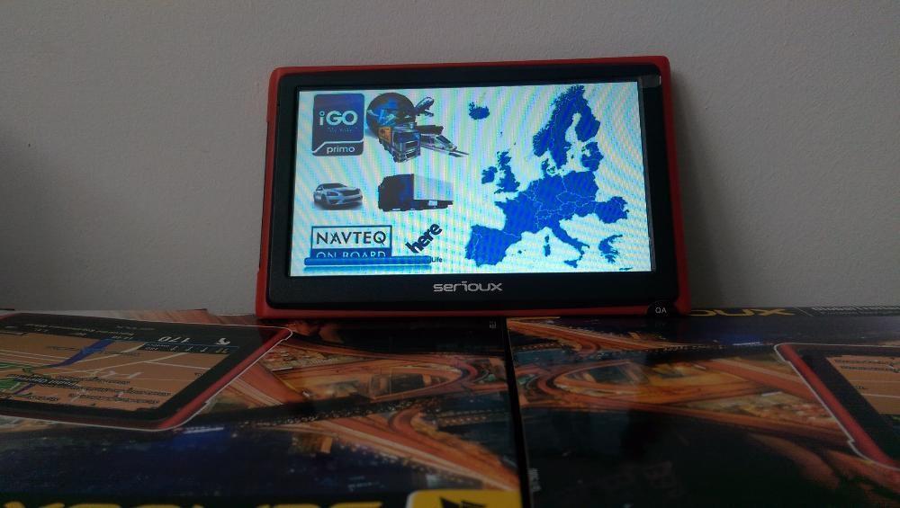 "GPS-uri serioux / ecran 5"" - 4 programe igo primo Bistrita - imagine 5"