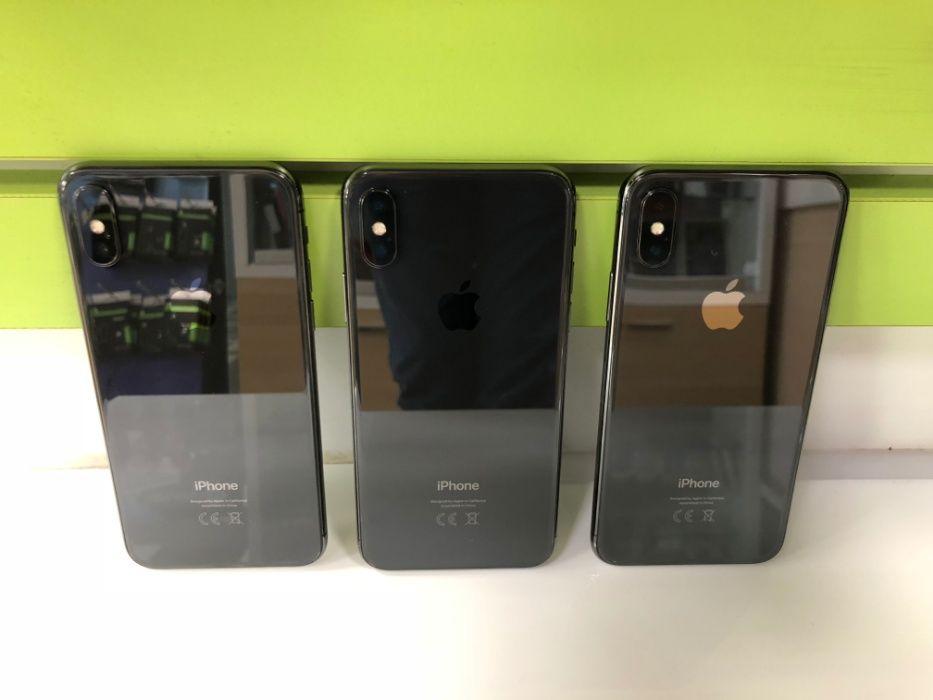 iPhone X 64GB за 96 лв. на месец с 1 г. гаранция