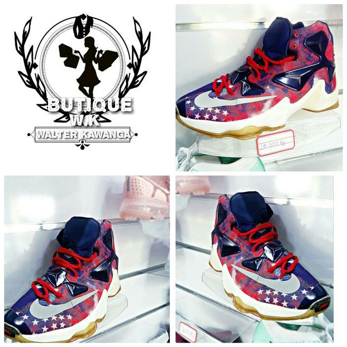 Nike LeBron James, exclusiva e limitada 44/45