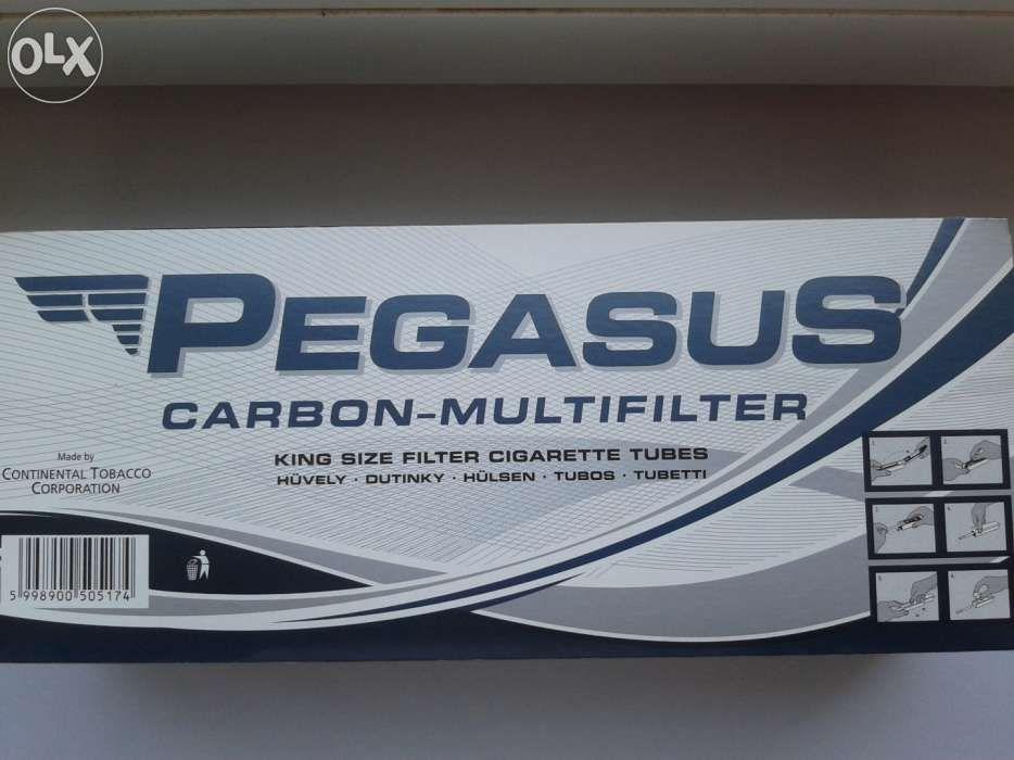 Tuburi tigari Pegasus Multifilter pentru injectat tutun