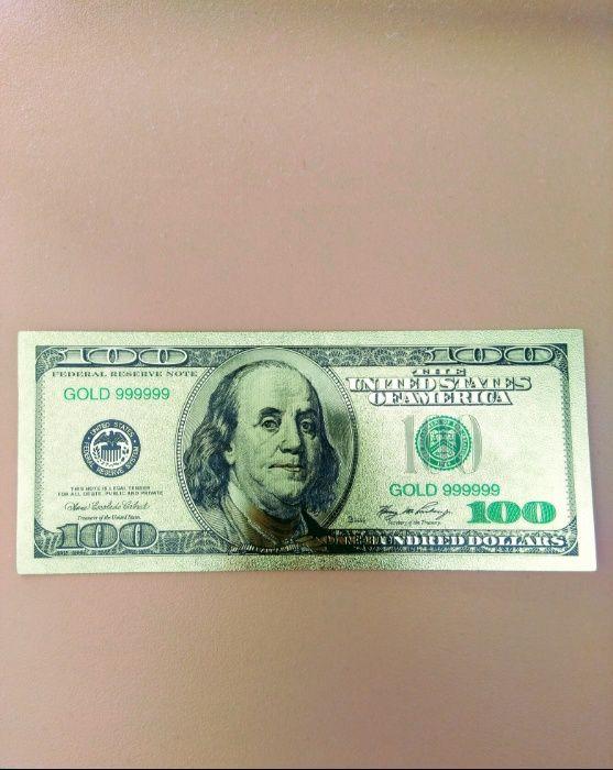 Банкнота 100 Америка долари