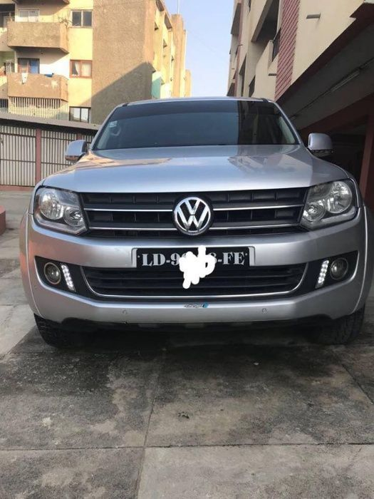 Carrinha Wolkswagen limpa