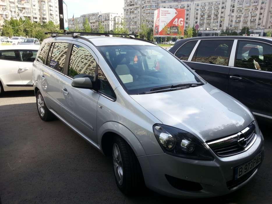 Opel Zafira Astra G , H , J - Bare Portbagaj Transversale cu Antifurt