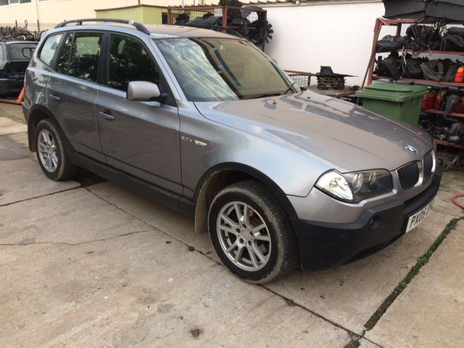 Piese BMW X3 an 2005 din dezmembrare