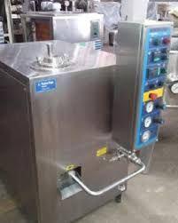 Máquina eléctrica de sorvete