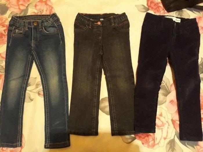 Детски панталони и дънки