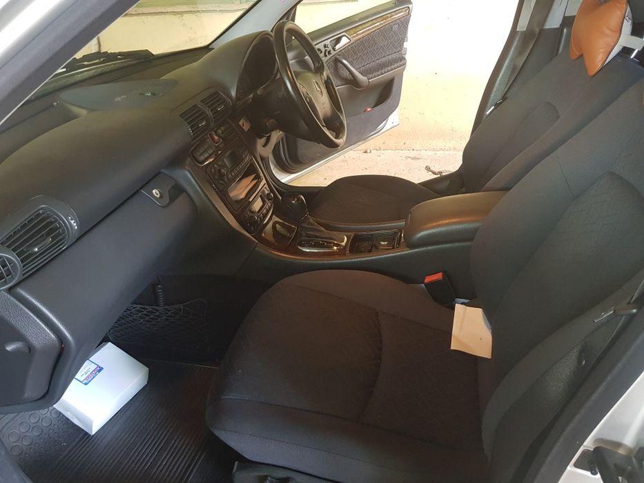 Mercedes benz C200 jantes especial