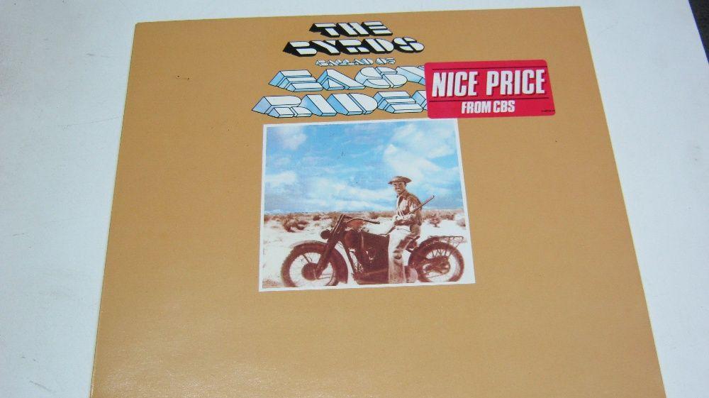 Disc vinil,THE BYRDS,Ballad of Easy Rider,1969.