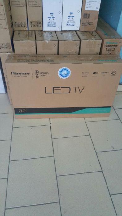 Grande promoção de tvs hisense LED FULL HD 32 polegadas novas na caixa