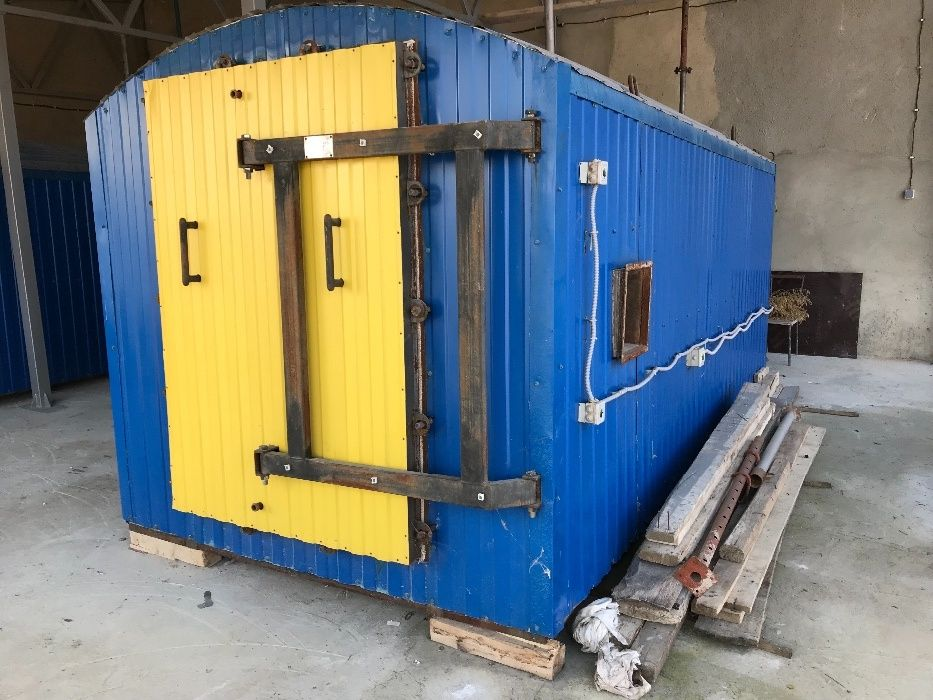 Инсталация за дървени въглища (европейски стандарт)