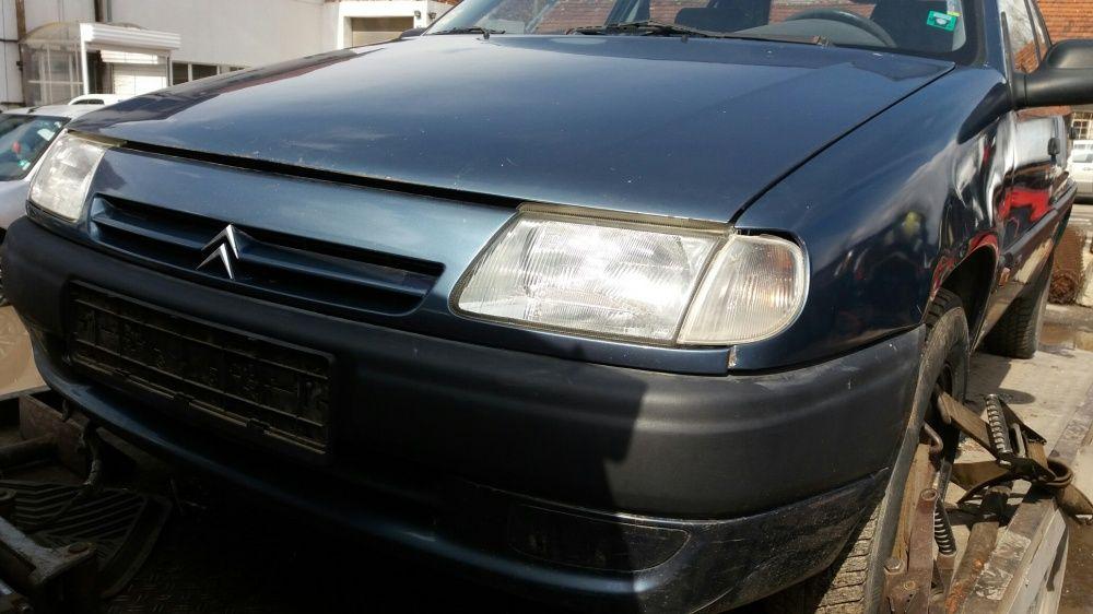 Ситроен Саксо 1.4 бензин 55 KW-1998 г
