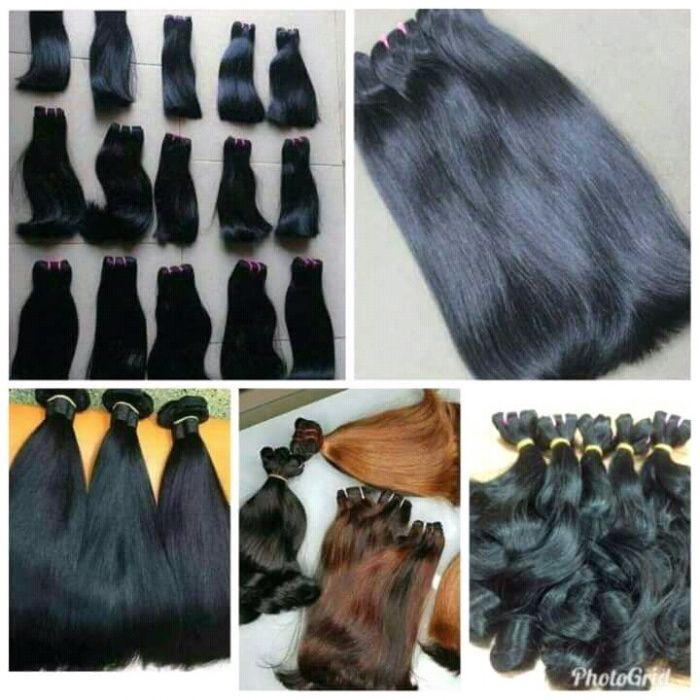 Temos todo tipo de cabelos