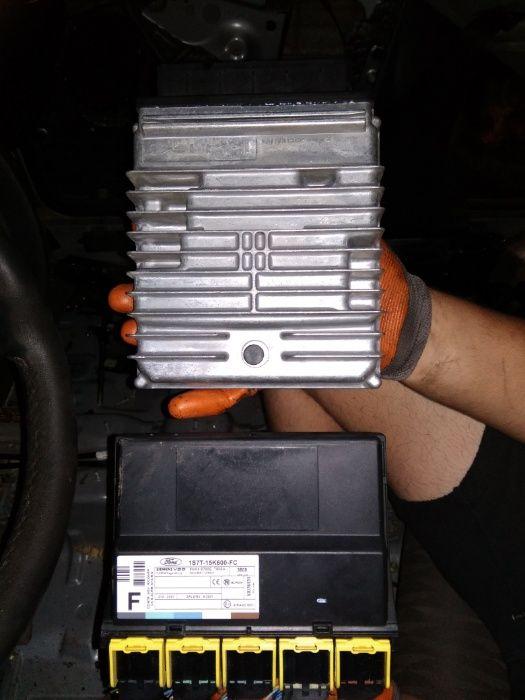 Компютър за Форд Фокус 1.8/115/100 тдци