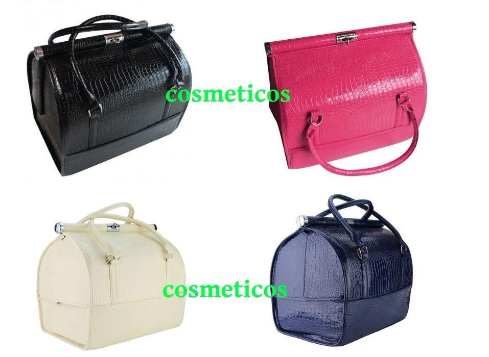 Geanta pentru Cosmetice * Geanta Makeup * Beauty Case/Crocodile Case