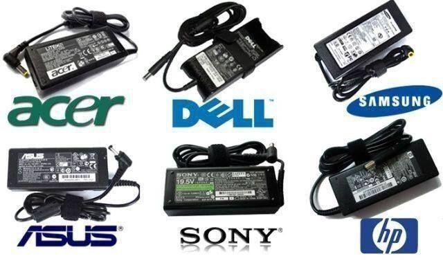 Vendo carregadores para laptops Novos