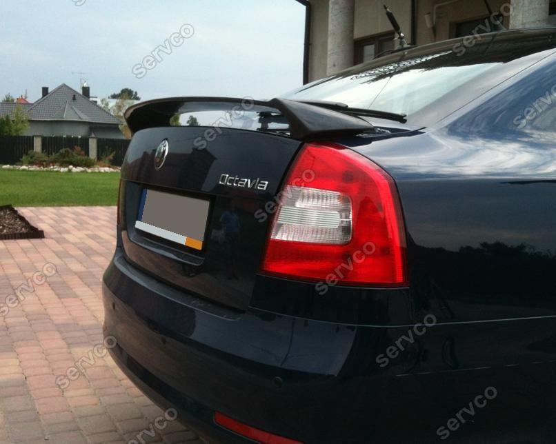 Eleron portbagaj Skoda Octavia 2 RS 1Z Sedan Hatchback tuning sport