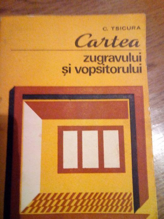 Carte/Carti/Cartea zugravului si vopsitorului/Colectii/Hobby