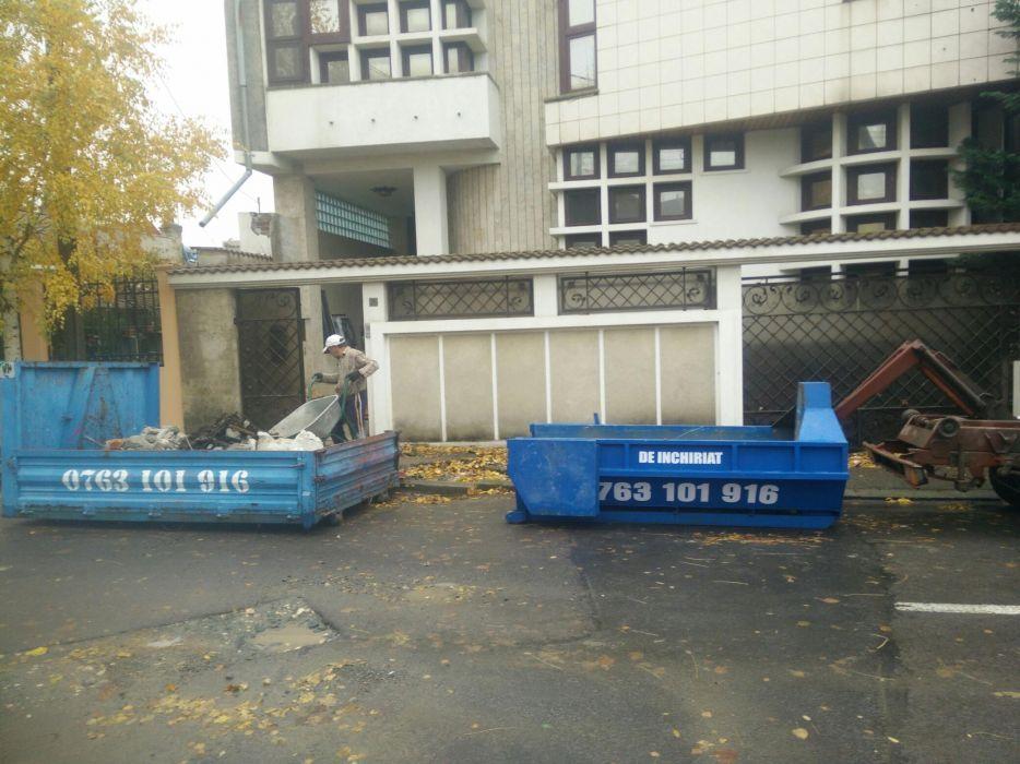 Transport moloz, moluz autorizat! bena, container, ghena, targa, deta! Constanta - imagine 3