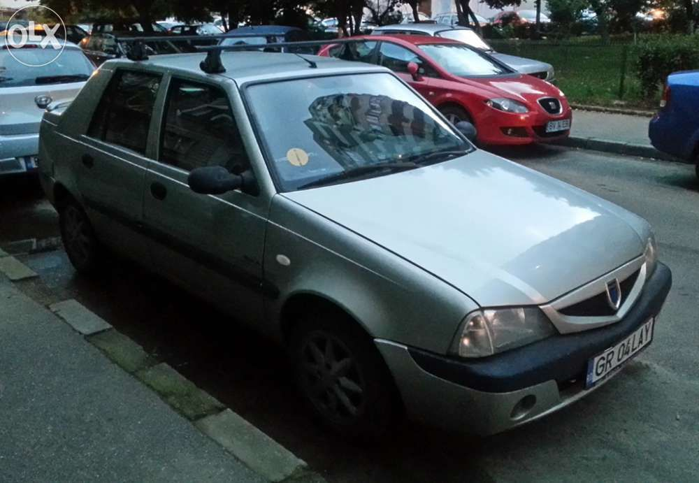 Bare Portbagaj Transversale Dacia Solenza Dacia Logan