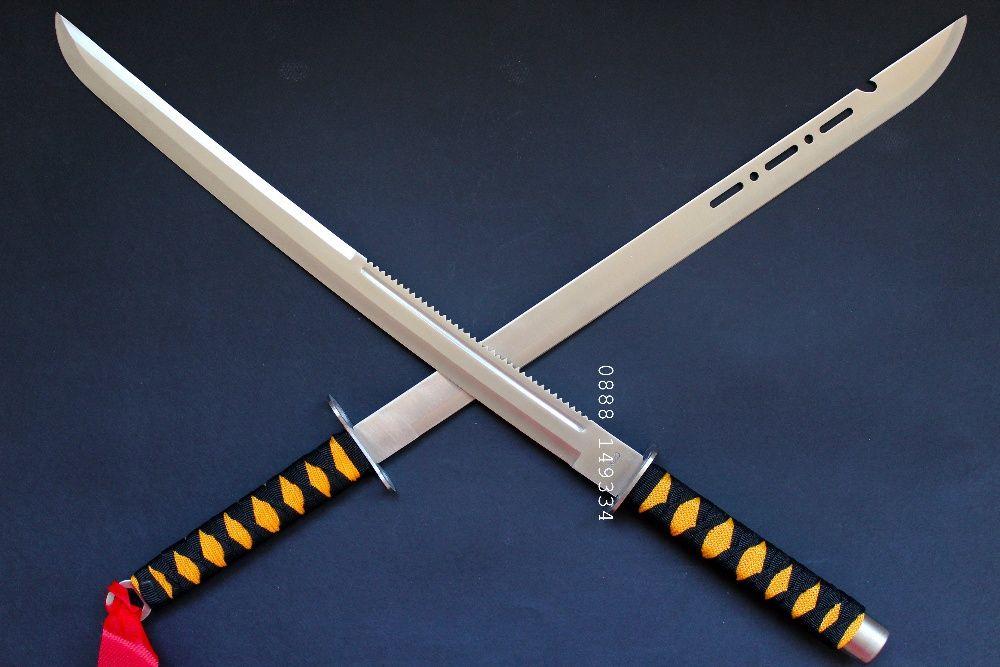 ПРОМО Катана самурайски меч Sekizo остра katana НОВА
