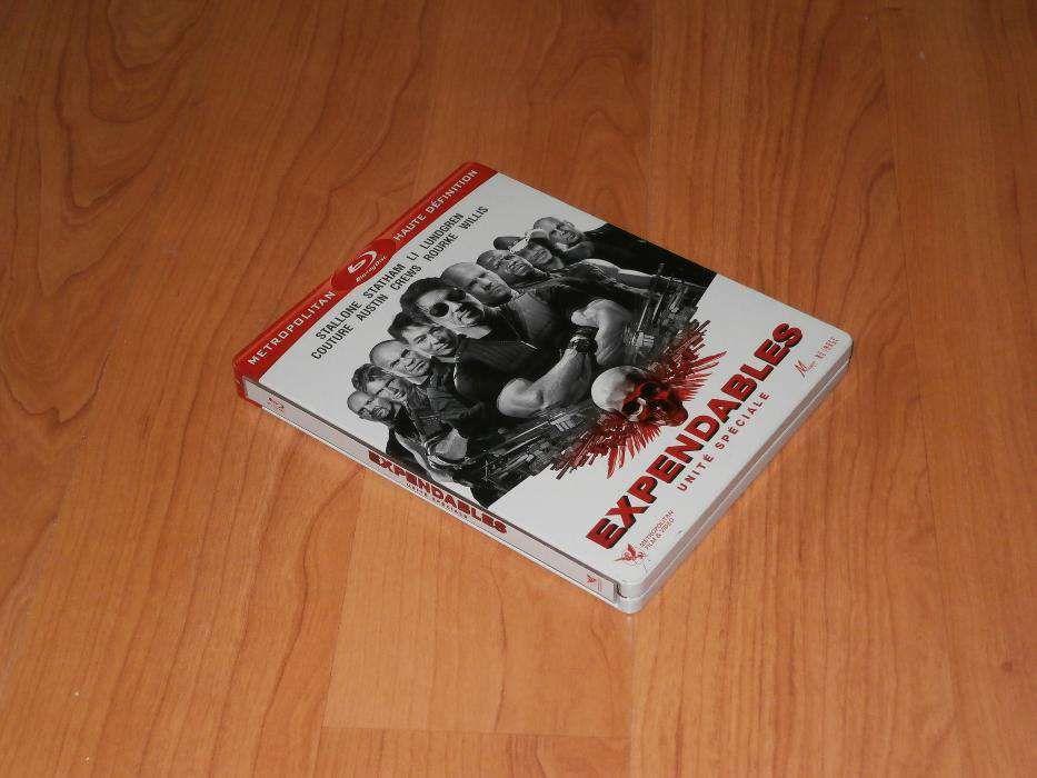 Filme Bluray si DVD Steelbook Edition , de colectie , sigilate