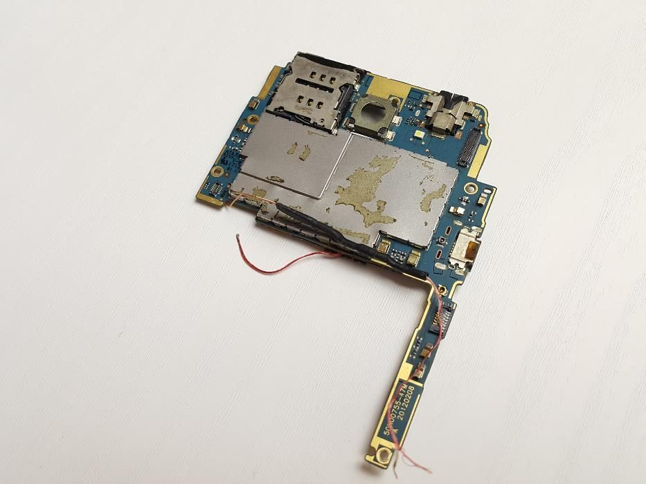 Placa de baza HTC ONE X, functionala, poze reale
