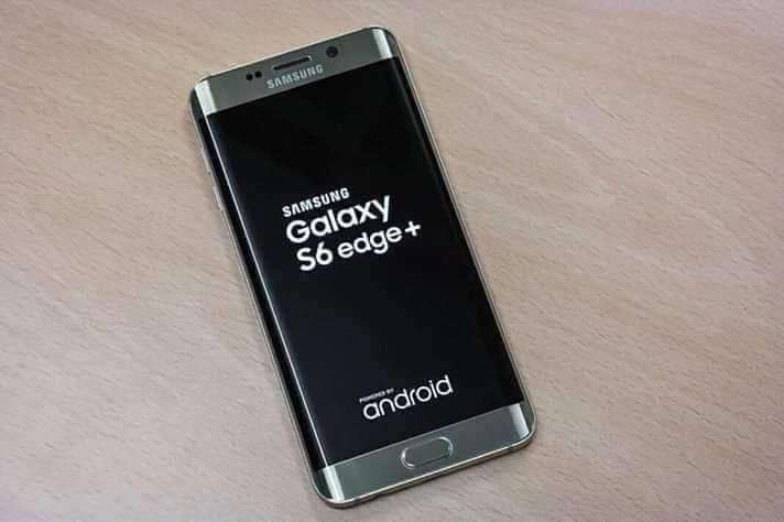 Gold#Samsung Samsung S6 edge Plus Duos 64GB