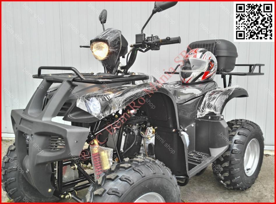 ATV BEMI 200CVT 0Km NOI livrare toata tara