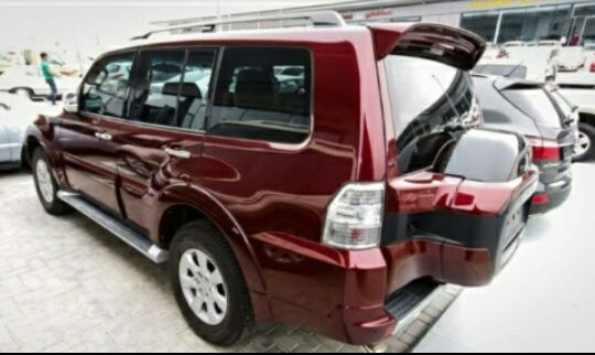 Mitsubishi Pajero Viana - imagem 2
