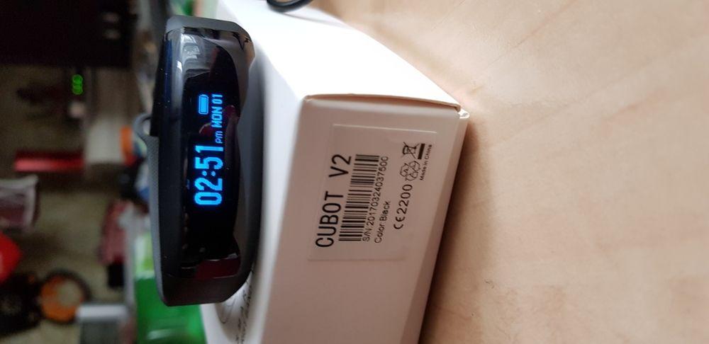 Bratara inteligenta Cubot SmartBand V2ca nouă, la cutie