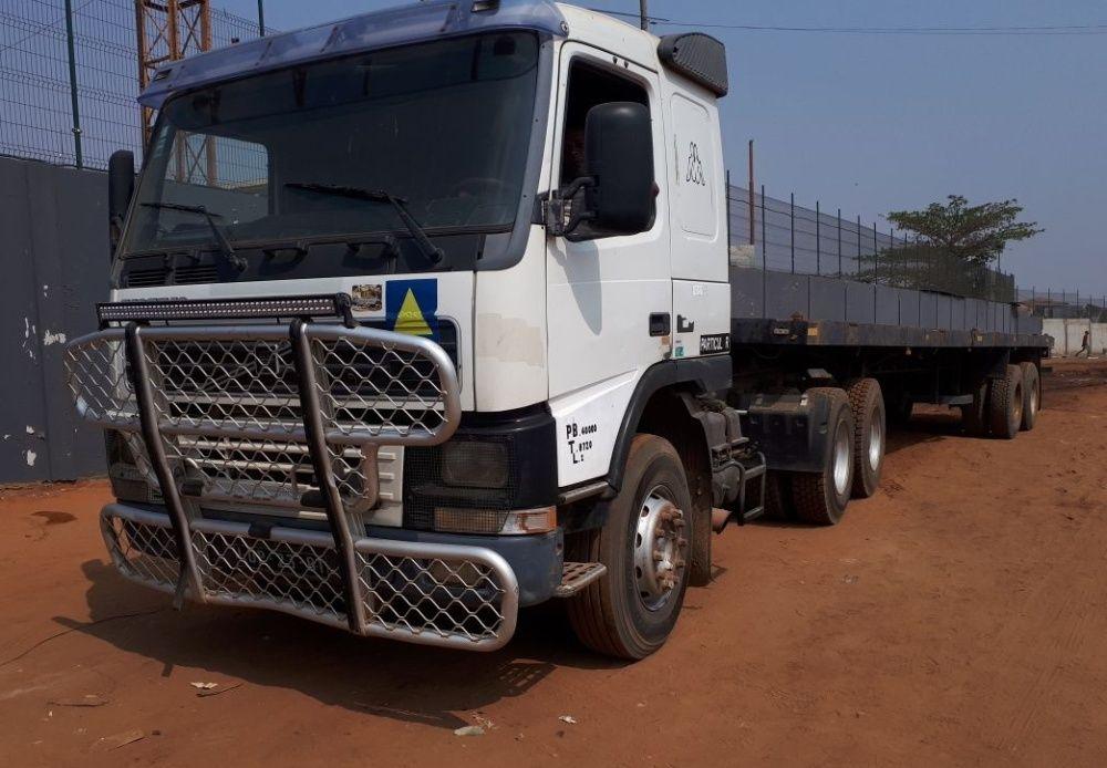 Camião Volvo Com Traille Todos os Documentos