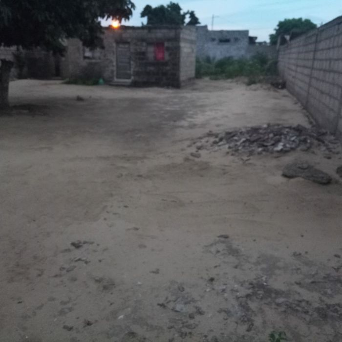Transpasse de parcela de Terra ( 15/30) bairro do Kongolote.