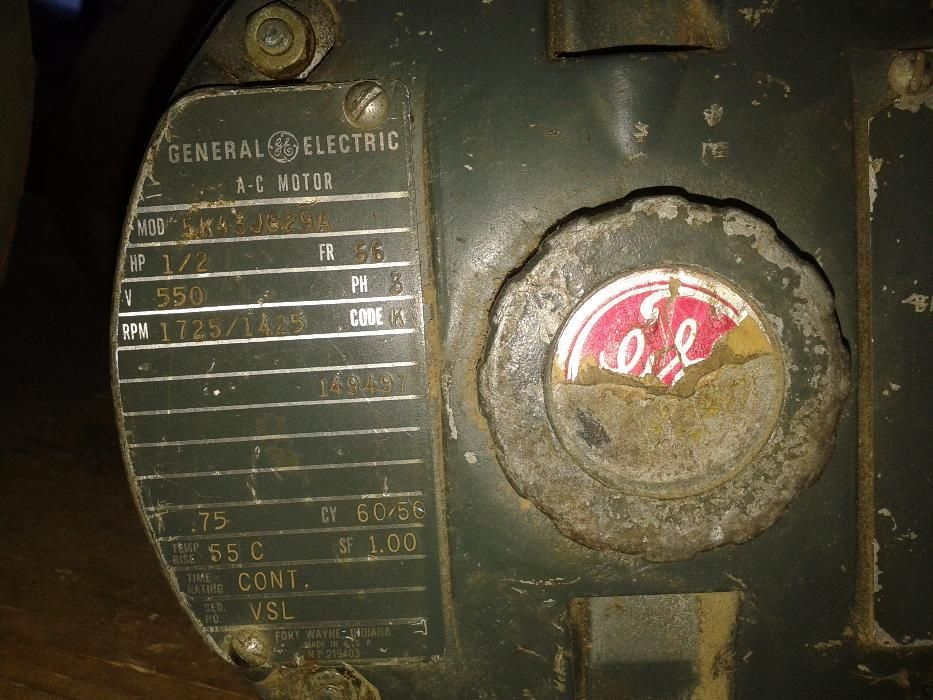 motoare electrice trifazice de 0,85 kw pana la 4kw