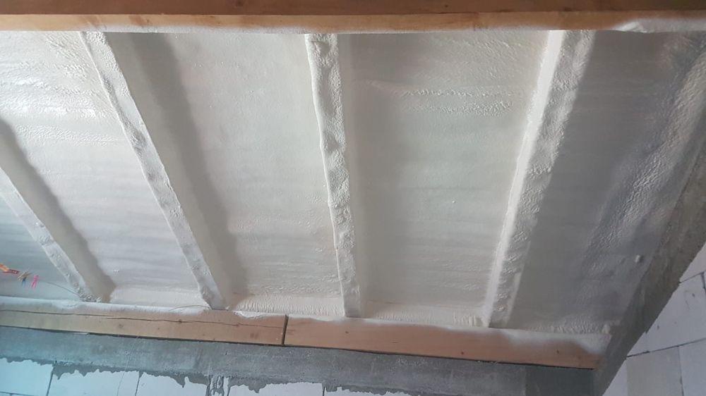 Izolații cu spumă poliuretanica