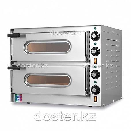 Печь для пиццы электрическая Resto Italia (2секции)