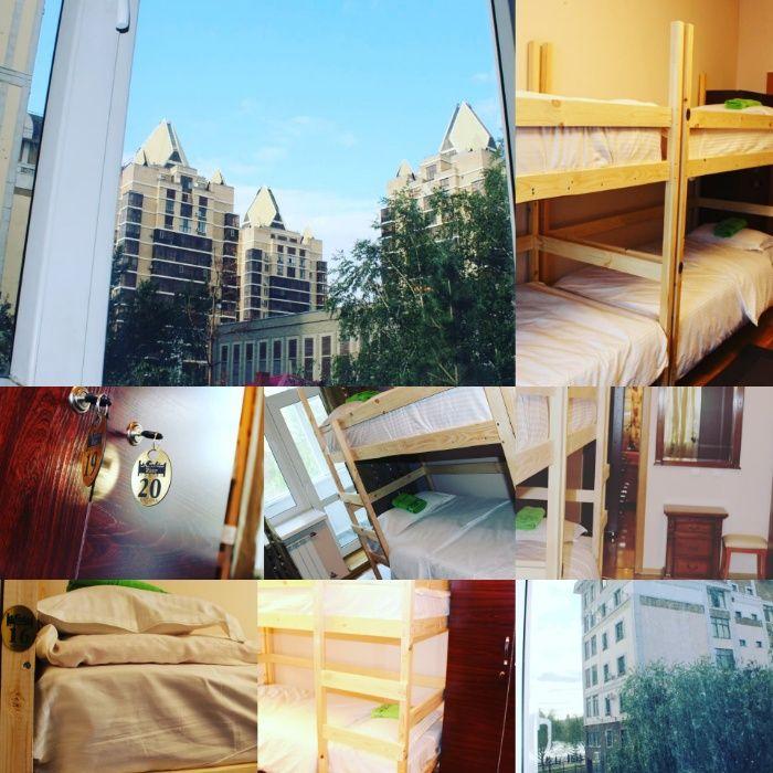 """Лучший хостел """"River Hostel Astana"""" ждет своих гостей (подселение)!"""