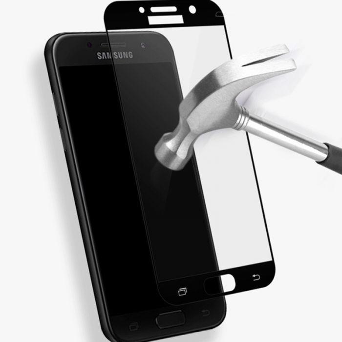 3D Стъклен протектор за Samsung J5 J7 A3 A5 2016г 2017 S7 P10 Lite P20 гр. Варна - image 2
