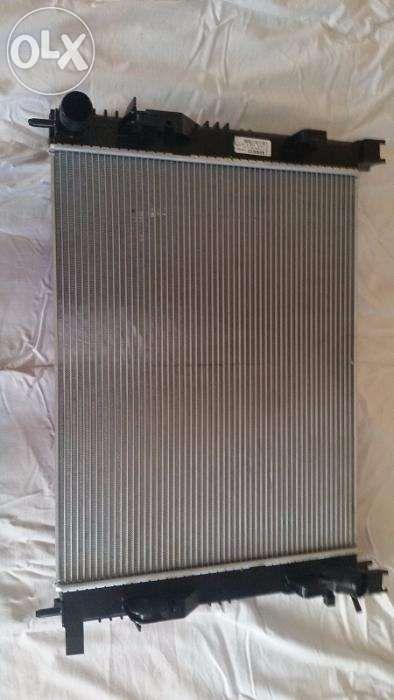 VAND radiator apa logan 2