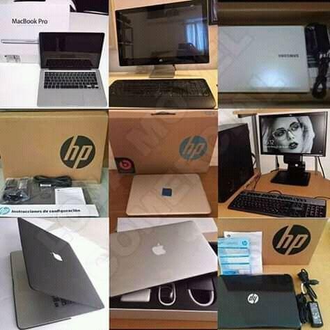 Vendas de computadores e diversas