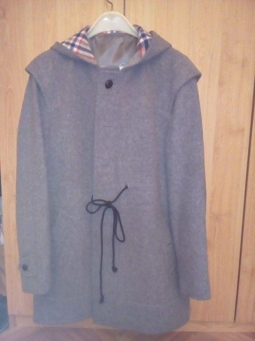 Ново късо мъжко палто