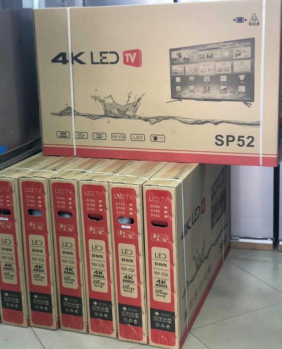 Tv Samsung 52p 4K selado Full HD