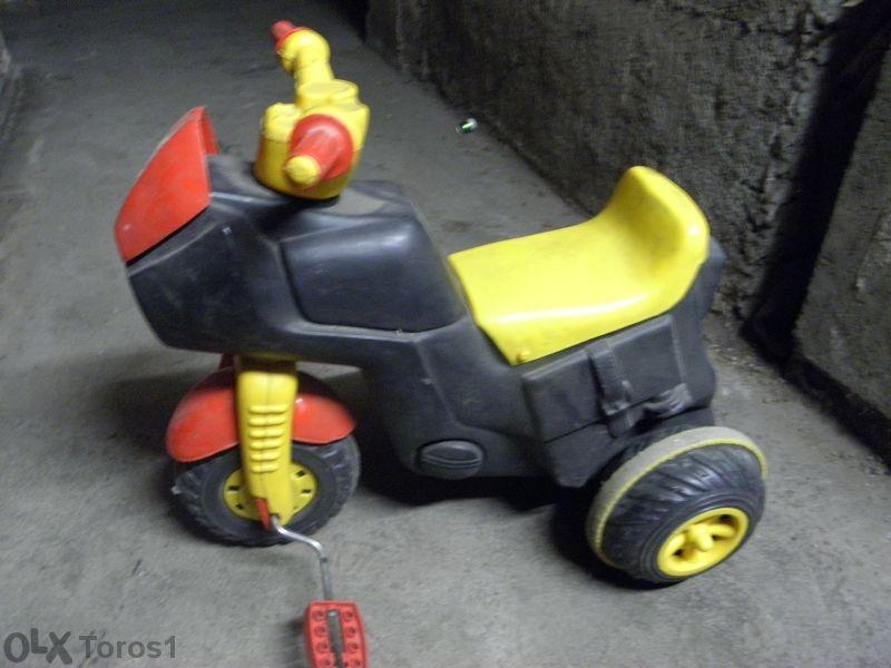 старо детско моторче ,играчка колело