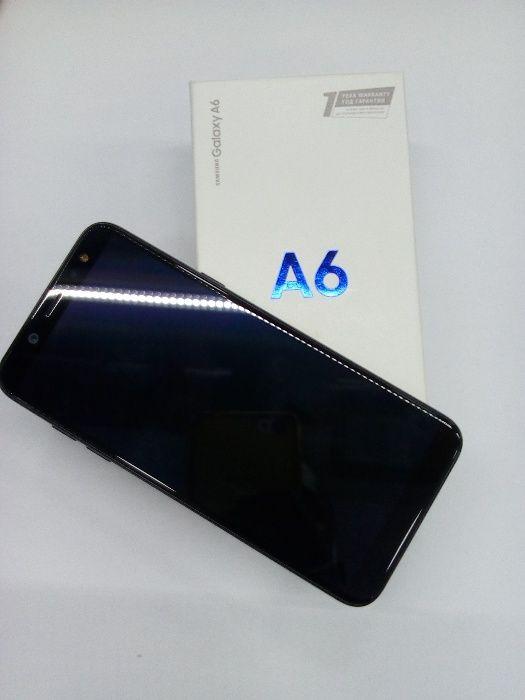 Samsung A6 32GB Duos 2018 na Box