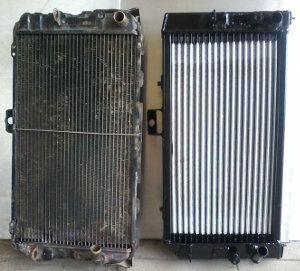 Ремонт радиаторов, автокондиционеров, печных радиаторов.