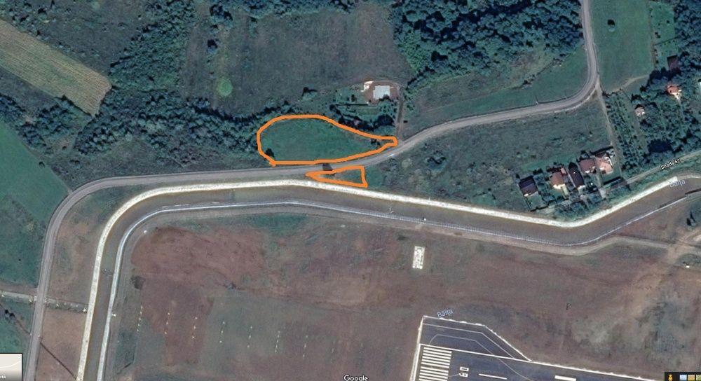 Vanzare  terenuri constructii  5300 mp Maramures, Tautii-Magheraus  - 1099 EURO