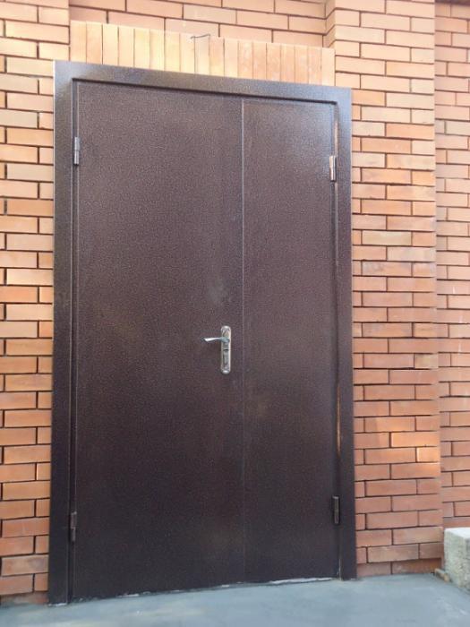 Металлические двери, ворота, решетки новые по вашим размерам.