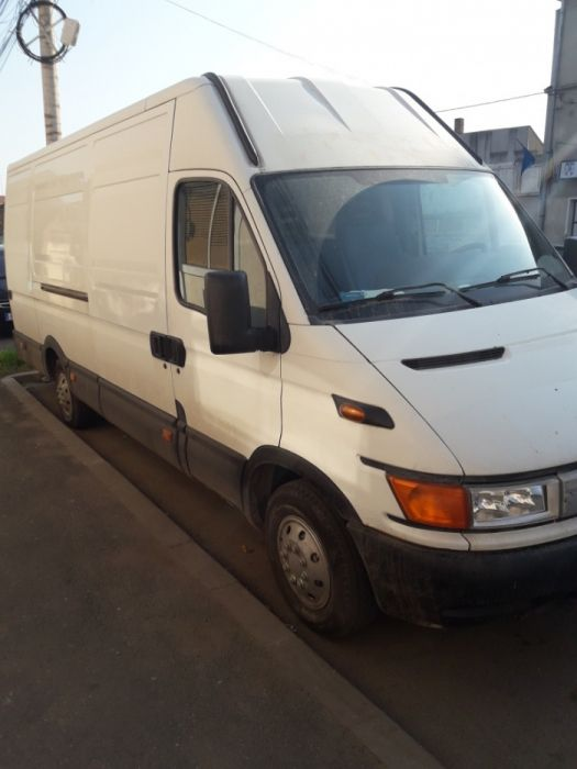 iveco daily 2.8