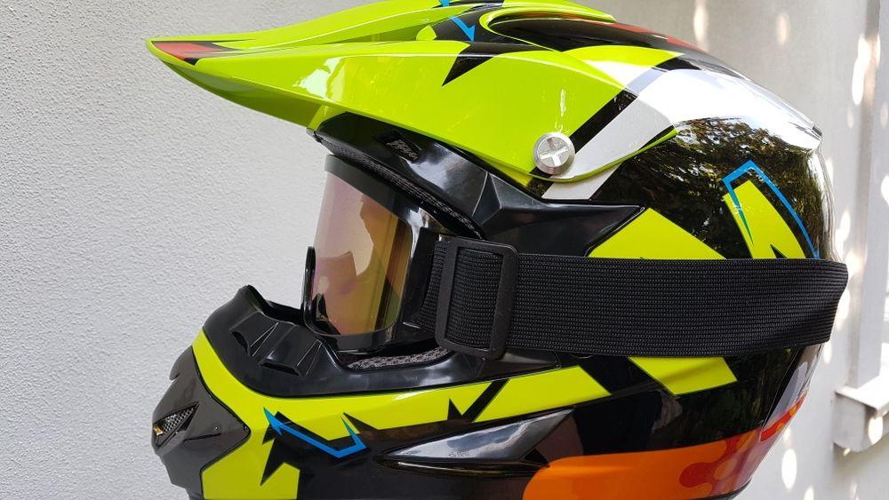 Casca-protectie,atv,enduro-downhill-motocros